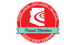 Proud Member Local First Arizona