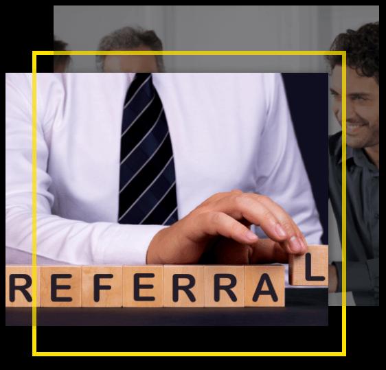 No Boundaries Marketing Group Business Partner Referral Program